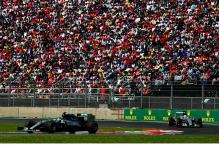 Mercedes' Nico Rosberg wins 1st Mexican Grand Prix since 1992; Lewis Hamilton 2nd