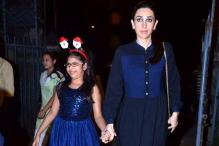 Film made by Karisma Kapoor's daughter screened at International Children's Film Festival of India