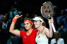 Sania Mirza was just awesome in WTA Finals, says Martina Navratilova