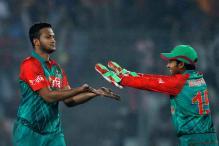1st ODI: Shakib five-for sinks Zimbabwe, Bangladesh win by 145 runs