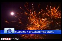 Students of Delhi school lead the way for a cracker-free Diwali