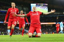 EPL: Liverpool beat Manchester City 4-1 in best showing under Klopp