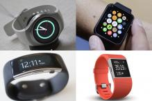 Samsung Gear 2 vs Apple Watch vs Microsoft Band 2 vs Fitbit Surge
