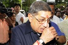 BCCI likely to remove N Srinivasan as ICC Chairman