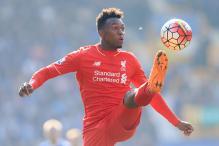 Liverpool's Daniel Sturridge suffers foot injury in training