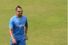 West Indies' Sunil Narine hauled up for suspect action