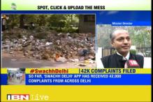 Swachh Delhi campaign ends today, over 42,000 complains received