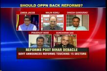 Modi's big FDI push : Should opposition back government's reforms agenda ?