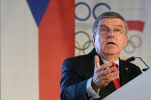 IOC chief says Russia gave assurances it will sanction doping offenders