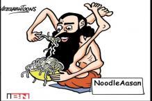 Breaking Toon: Ramdev in trouble because of Patanjali noodles