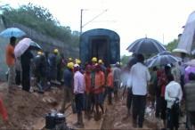 Bogie of Kochuveli-Guwahati Special train derails in Andhra's Kadapa