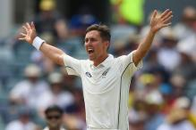 NZ pacer Trent Boult on track to play pink-ball Test against Australia