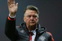 Man United derby win gives Louis Van Gaal top-four belief