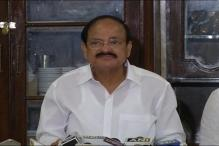 Venkaiah to represent PM at Nitish oath, 9 CMs to be present