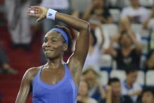 Venus Williams advances to semi-finals of WTA Elite Trophy