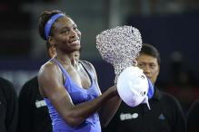 Venus Williams beats Karolina Pliskova to win WTA Elite Trophy title