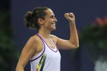 Roberta Vinci overpowers Kuznetsova at WTA Elite Trophy