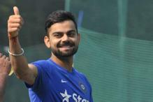 Momentum will be with India in Nagpur, says Virat Kohli
