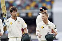 1st Test: Warner, Burns set records as Australia take 503-run lead against NZ