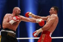 Wladimir Klitschko demands a rematch after stunning loss