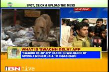 Sanitation officials flouting norms, not clearing waste in many parts of Delhi