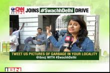 Watch: Citizen Jounalist joins Swachh Delhi campaign