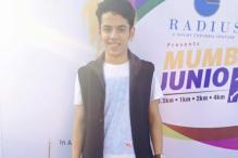 Darsheel Safary, Harshaali Malhotra, Avneet Kaur add glitz to Mumbai Juniorthon
