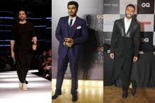 Ranveer Singh and Ayushmaan Khurana dubsmash together to bring Arjun Kapoor back home