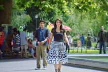 'Dilwale' stills: Shah Rukh Khan and Kajol recreate the old magic in new song 'Janam Janam'