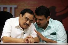 Maha Minister Eknath Khadse On Dawood's Most Dialled List, Alleges AAP