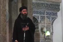 Islamic State chief Baghdadi in race for Time Person of the Year
