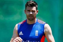 England sweat on James Anderson's fitness for Boxing Day Test