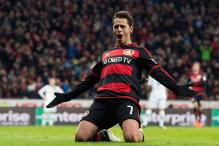 Javier Hernandez blames Louis Van Gaal for leaving Manchester United