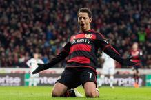 Javier Hernandez blames Louis Van Gaal for leaving Manchester United