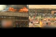 Fire breaks out at K Chandrasekhar Rao's maha yagam pandal, no casualties reported