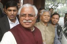 Khattar recommends CBI probe against former CM in Panchkula land scam