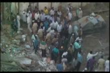9 injured after 2-storeyed building collapses in Bhiwandi in Thane