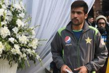 Pakistan's Mohammad Amir Flies Home To Sick Mother
