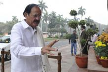 Venkaiah Naidu slams Congress for 'paralysing' Rajya Sabha