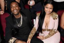 Nicki Minaj's boyfriend Meet Mill posts cheeky image on her birthday on social media