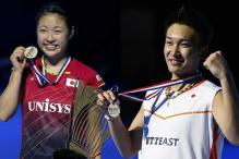 Dubai Superseries Finals: Japan's Okuhara, Momota win singles titles