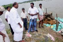Puducherry: Over 8,900 hectare area under paddy lost in rain
