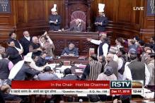 Rajya Sabha disrupted amid din over Arunachal Pradesh