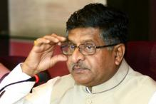 Call drops: Ravi Shankar Prasad asks telcos to shape up, or face action