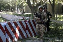Rockets hit Afghanistan capital Kabu, one went off near US Embassy