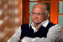 Watch: The making of Sharad Pawar