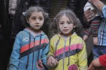 A generation of Syrian children witnessing extreme violence faces 'catastrophic' psychological damage