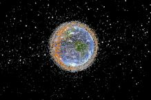 Watch: The story of space debris orbiting Earth since 1957