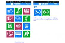 SBI launches new mobile app on banking services