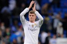La Liga: Toni Kroos rejoins Real Madrid training before Rayo Vallecano clash